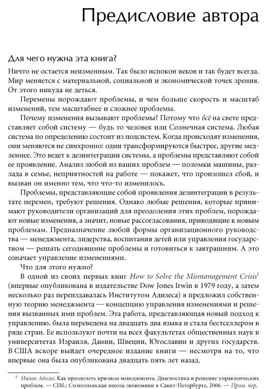 Идельный руководитель читать