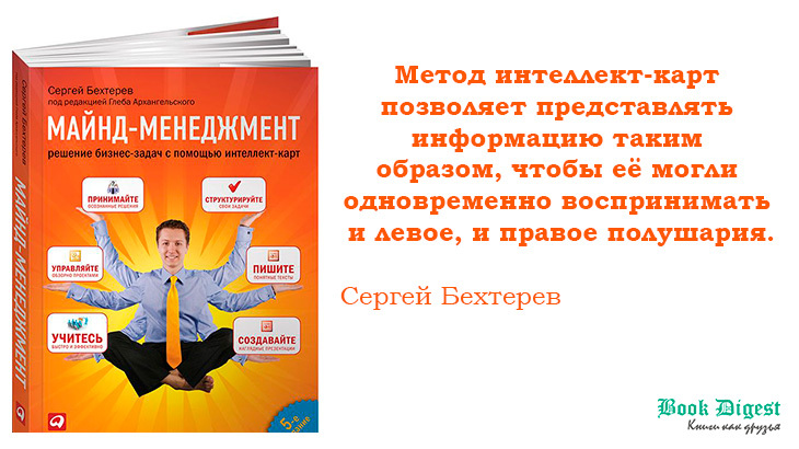 Книга Майнд-менеджмент