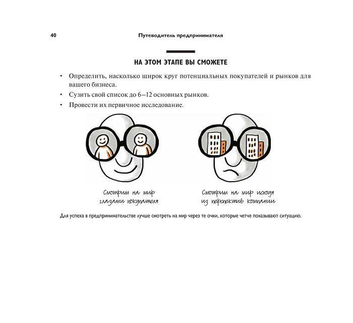 Фрагмент Путеводитель предпринимателя