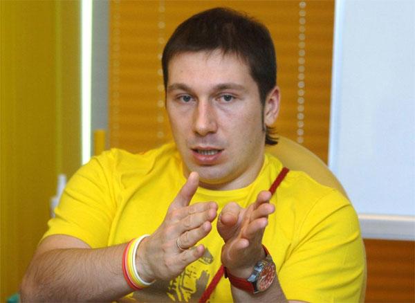 Евгений Чичваркин Евросеть