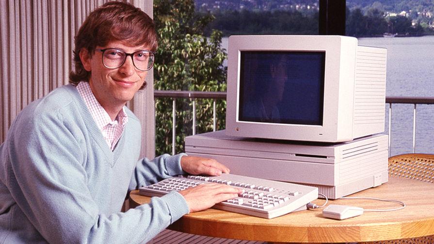 Билл Гейтс - создание Microsoft