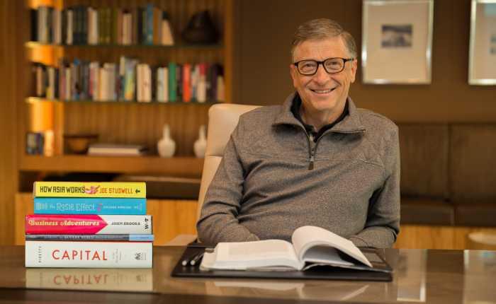 Список полезных книг от Билла Гейтса