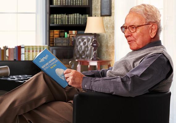 Книги, которые читает Уоррен Баффетт
