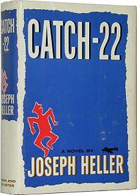 Книга Уловка 22