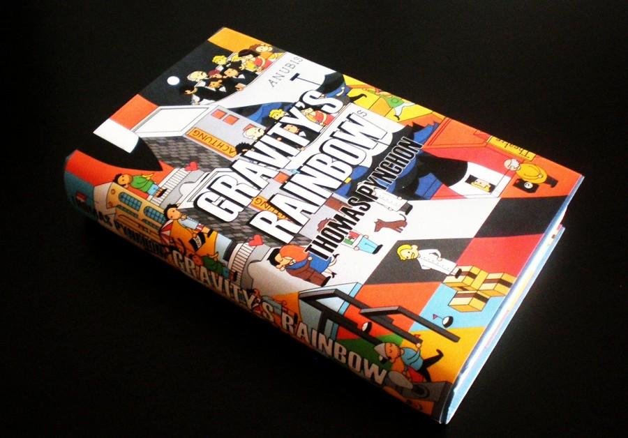 Книга Радуга тяготения