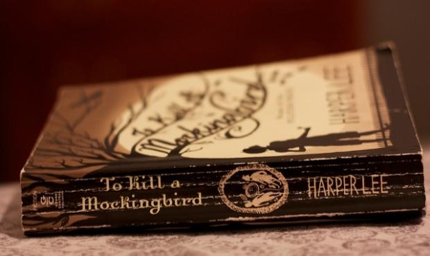 Книга Убить пересмешника