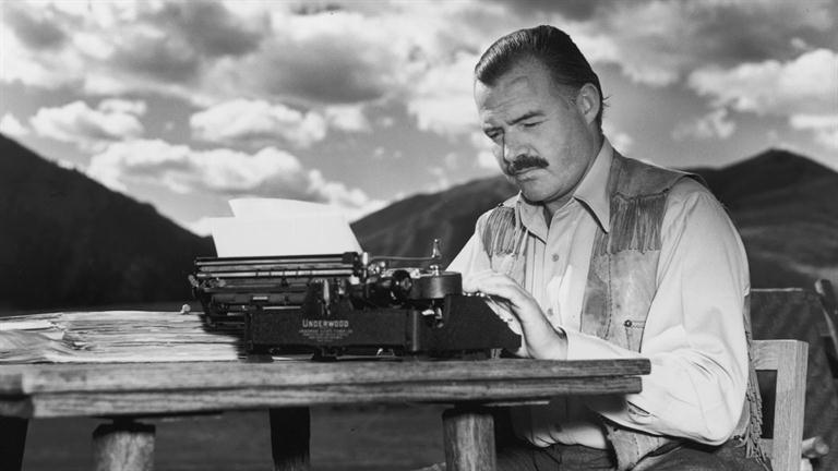Эрнест Хемингуэй - какие читает книги